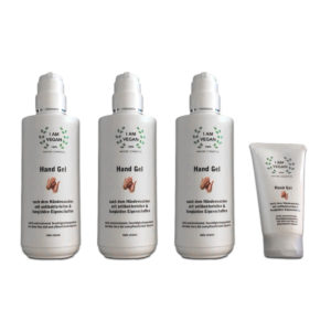 Hygiene Handgel 3er Set